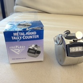 Tally counter hire