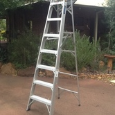 Ladder 2.4m 8ft hire