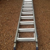 Ladder Exten 3m-6m hire