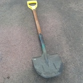 Shovel hire