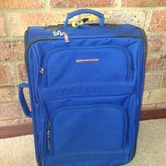 Travel suit case - small hire