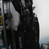 Maxfli Golf Clubs hire
