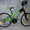 Child's mountain bike hire