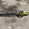 Electric Hedge Trimmer hire