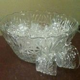 Party punch bowl hire