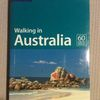 Walking in Australia book hire