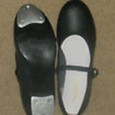 Tap shoes size 8 adult hire