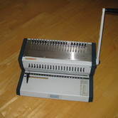 Comb Binder hire