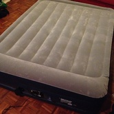 Air mattress hire