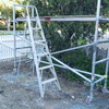 Mobile Aluminium Scaffold hire