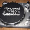 Sherwood LP Turntable hire