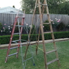 Two step ladders hire