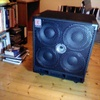 eden 800w bass cab hire