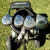 Golf clubs and buggy  hire