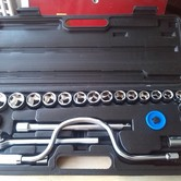 Large Socket set 10-32mm hire