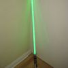 Green Light Sabre Toy hire