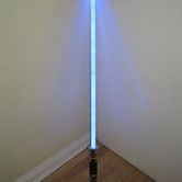Blue Light Sabre Toy hire