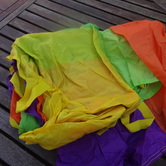 kids activity parachute hire