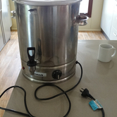 Urn (hot water dispenser) hire
