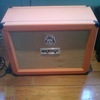 Orange Guitar Speaker Box hire