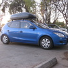 Roof Box 450L hire