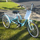 4 wheeler ladiesbike hire