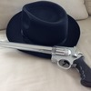 Gangster Hat and Gun hire