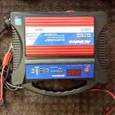 Battery charger hire