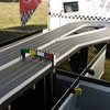 Slot car track hire