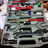 Bicycle tool kit hire