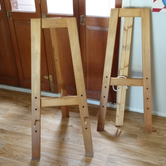 Display easels hire