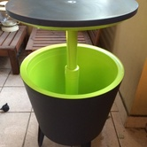 2in1 Esky Table hire