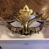 Diamante Mask Masquerade hire