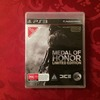 Medal of Honor Limited ed hire