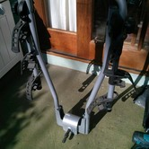3 Bike Rack/Carrier  hire