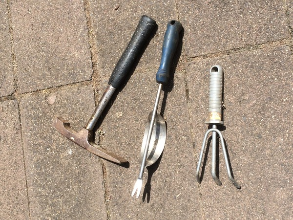Assorted gardening tools hire in melbourne 2 day for Gardening tools toronto