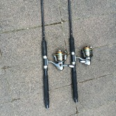 Fishing Rods hire