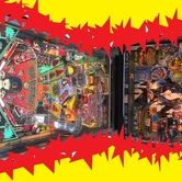 Elvira Pinball hire