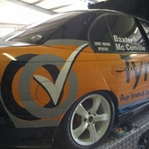 V8 Car Simulator hire