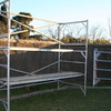 Aluminium Scaffold hire