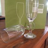 Champagne glasses hire
