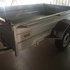 8 x 5 Tipper Trailer hire