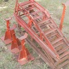 Car ramps and stands hire