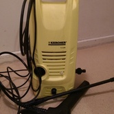 Karcher pressure cleaner hire