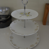 Tiered Cake Stand hire
