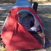Camping Tent (2 person) hire