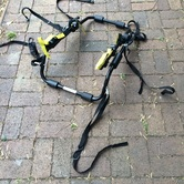 Bike carrier hire