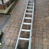 8m extension ladder hire