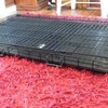 Large Dog Cage with Cover hire