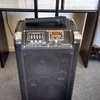Portable amp & microphone hire